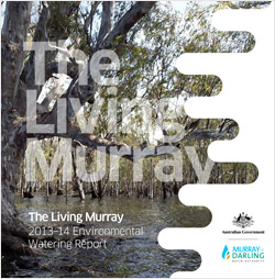 MDBA The Living Murray Report Cover